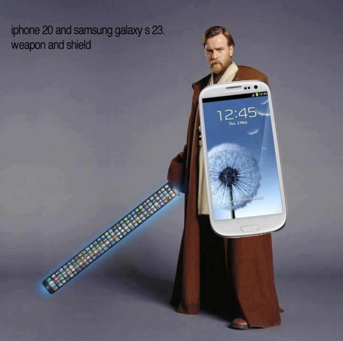 iphone-20-and-the-Samsung-galaxy-S23