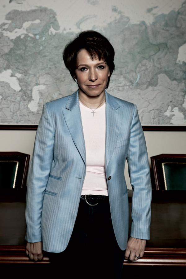 Татьяна Борисовна Юмашева Ельцина