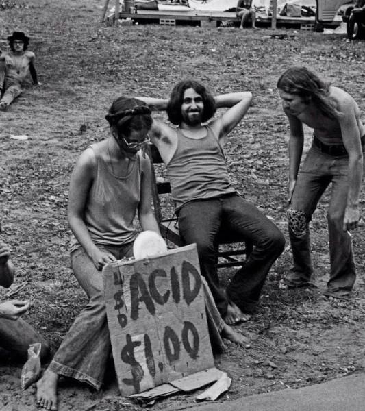 Woodstock erections — img 1