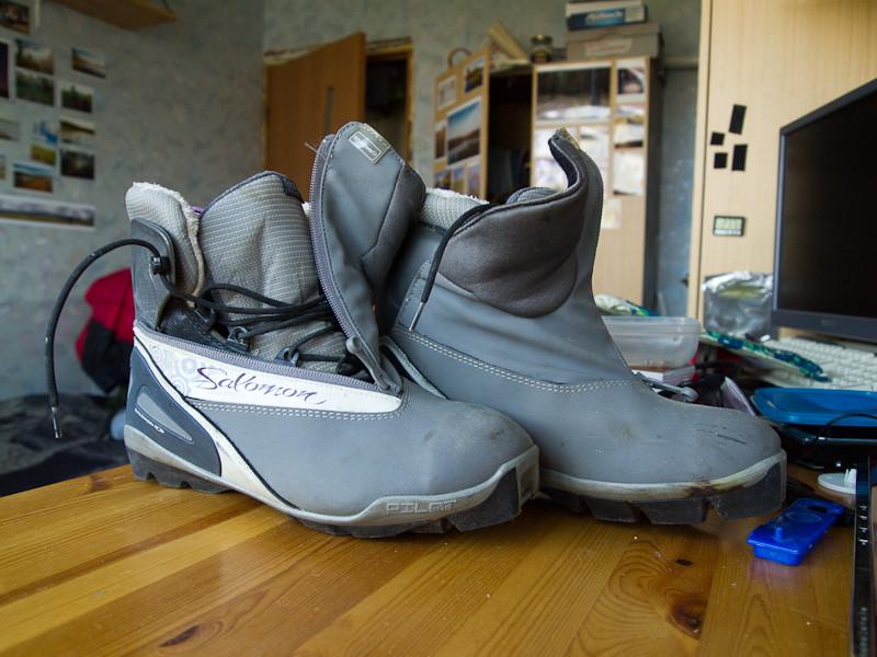 Ботинки SNS - Спортмастер