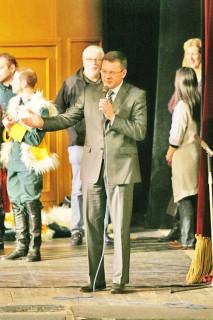 мер міста Черкаси Сергій Одарич