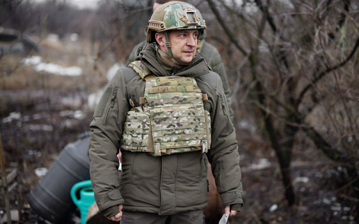 Зеленский пригрозил создать «самую мощную армию в Европе»