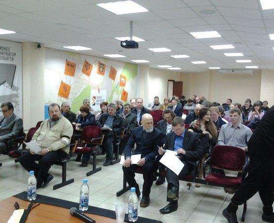 Конференция РНПО в Тольятти 27.04.2014