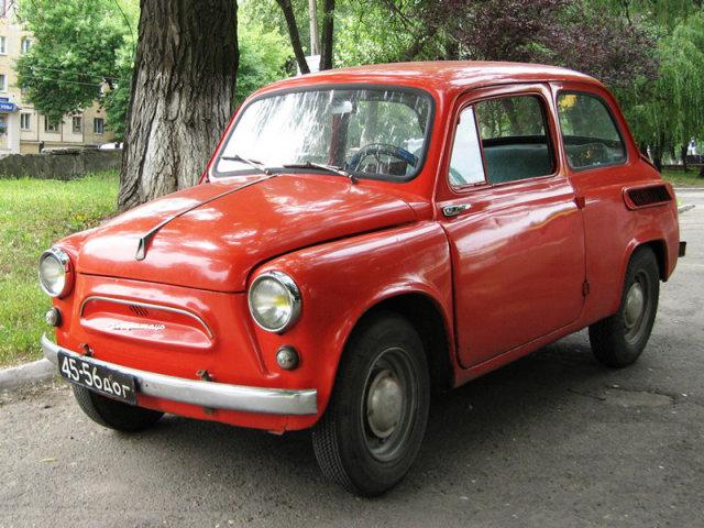 ZAZ 965 1962
