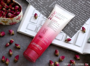 Giovanni 2chic, Ultra-Luxurious Shampoo, to Pamper Stressed Out Hair, Cherry Blossom & Rose Petals отзывы, шампунь.jpg