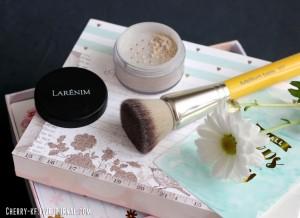 Larenim, Concealer Powder, Invisi-Pore Primer Lt-Med  Пудра-консилер отзывы и фото.jpg