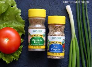 Frontier Natural Products, Organic Onion & Herb, Seasoning Blend отзывы.jpg