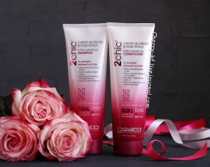 Giovanni, 2chic, Ultra-Luxurious Conditioner, to Pamper Stressed Out Hair, Cherry Blossom & Rose Petals отзывы.jpg