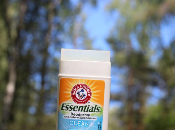 Arm & Hammer, Натуральный дезодорант Essentials, чистый, отзывы.jpg