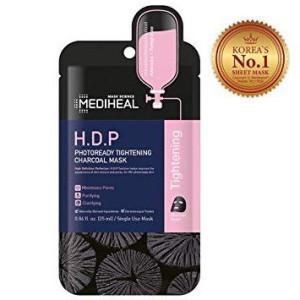 Mediheal, W.H.P, Brightening & Hydrating Charcoal Mask отзывы.jpg