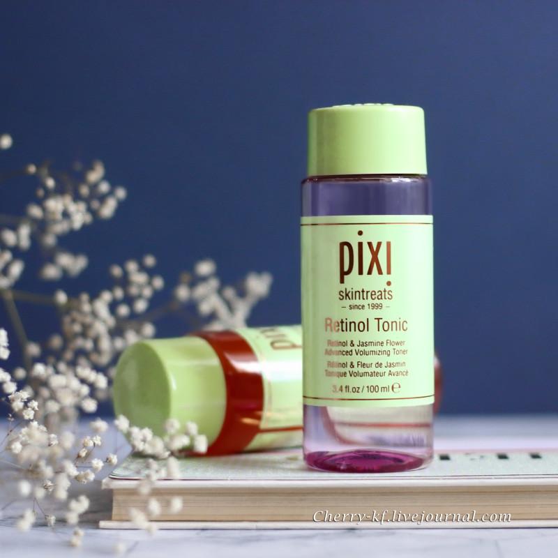 Ретинол от Pixi Beauty, продвинутая формула для сохранения молодости