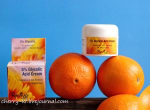 Reviva Labs, 5% Glycolic Acid Cream отзывы, крем с гликолевой кислотой.jpg