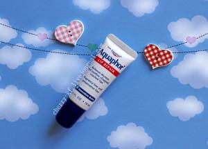 Aquaphor, Lip Repair, Immediate Relief, Восстанавливающее средство для губ мгновенного действия, отзывы.jpg