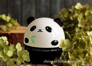 Tony Moly, Panda's Dream, White Hand Cream, корейский крем для рук, панда тонимоли, отзыв.jpg