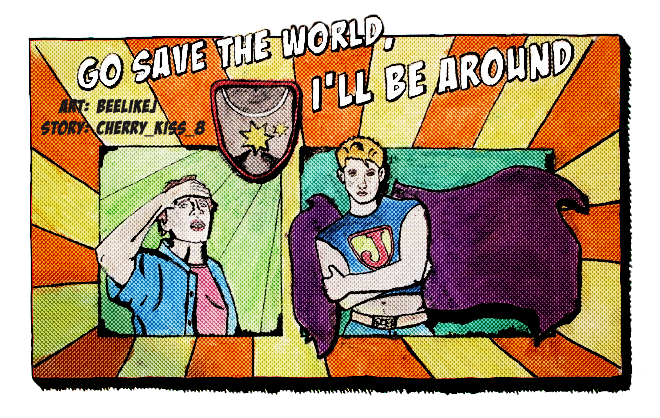 DEF Banner Go Save The World660