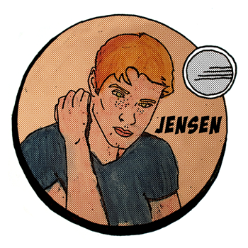 Jensen-portrait GSTW350