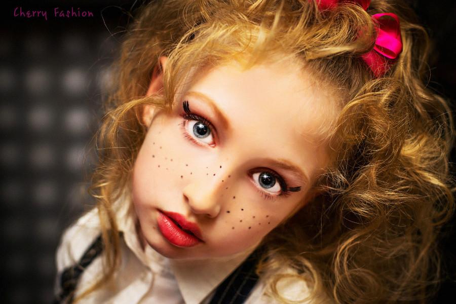 куколка черри