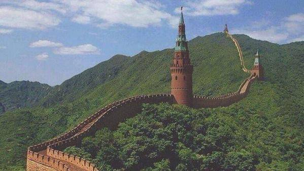 __великая кремлевская стена