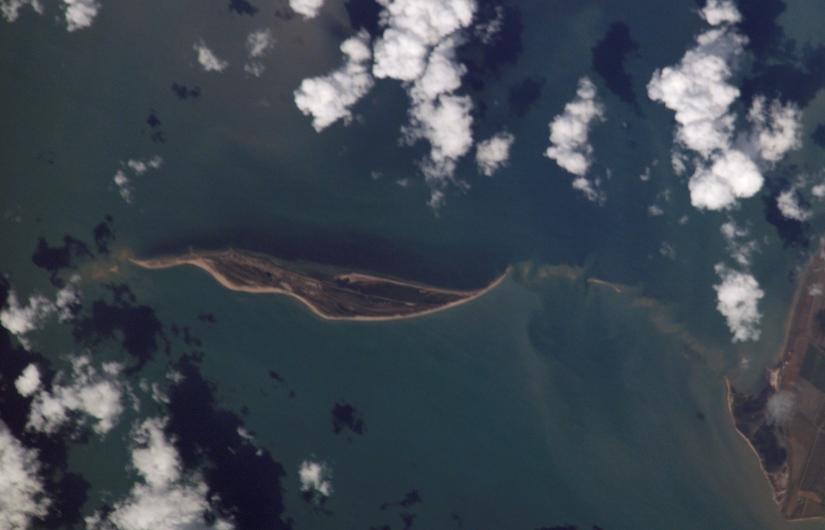 Крымский мост с орбиты: космонавт сделал уникальные фотографии с борта МКС