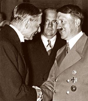 Высадка союзников в Нормандии в 1944 году - это пример «крепких связей с Германией»