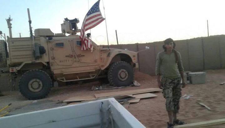 Российские военные намекают, что в случае чего Эт-Танф и американцы вместе с ним никуда не убегут?