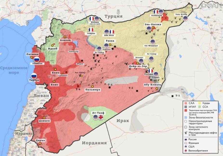 """Запад готов к инсценировке химатаки в Сирии. """"Томагавки"""" уже списаны"""
