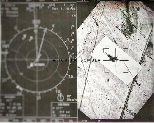 """F-22 в прицеле российского истребителя. Переписка с пилотом Су-35, бывавшем в """"командировках"""" в небе Сирии"""