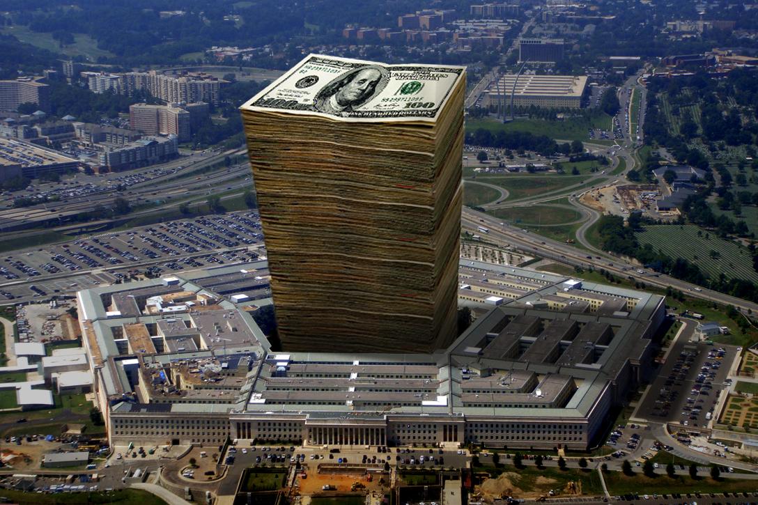 Триллионы украли или пустили на финансирование мирового терроризма? Или и то, и другое?