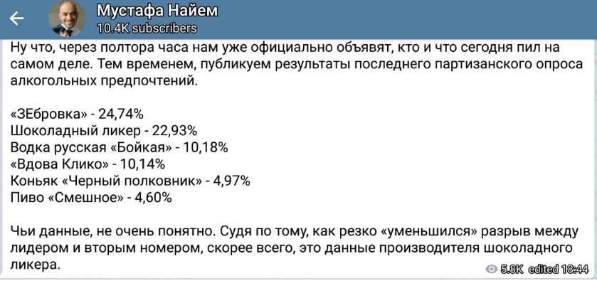 Вот и вырисовалась раскладка будущего Украины