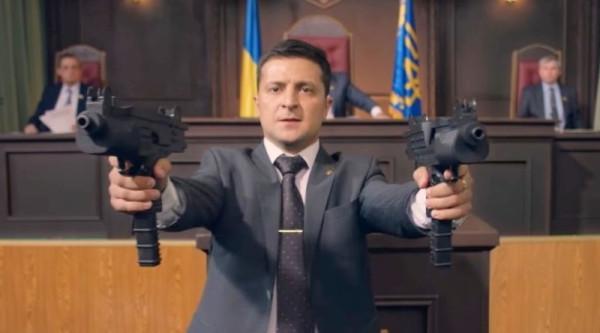 Попытка реванша старой элиты на Украине: из Зеленского делают украинского Додона