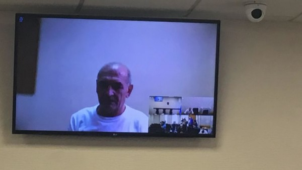 Интервью похищенного в Снежном Владимира Цемаха