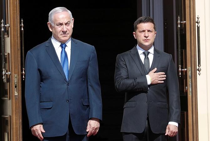 Украина и Израиль. Встреча на высшем уровне