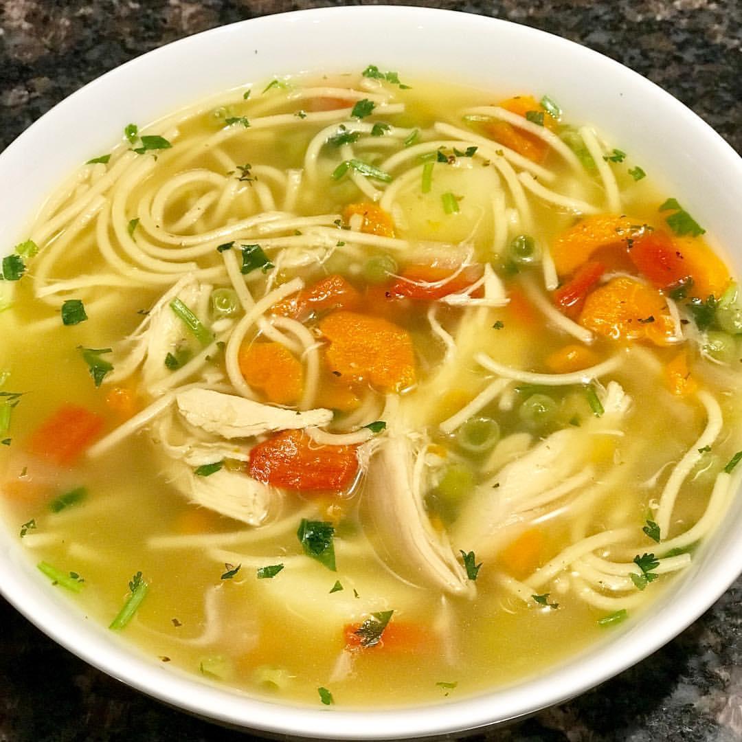 Империя супов на нашей кухне. Какой ваш любимый?