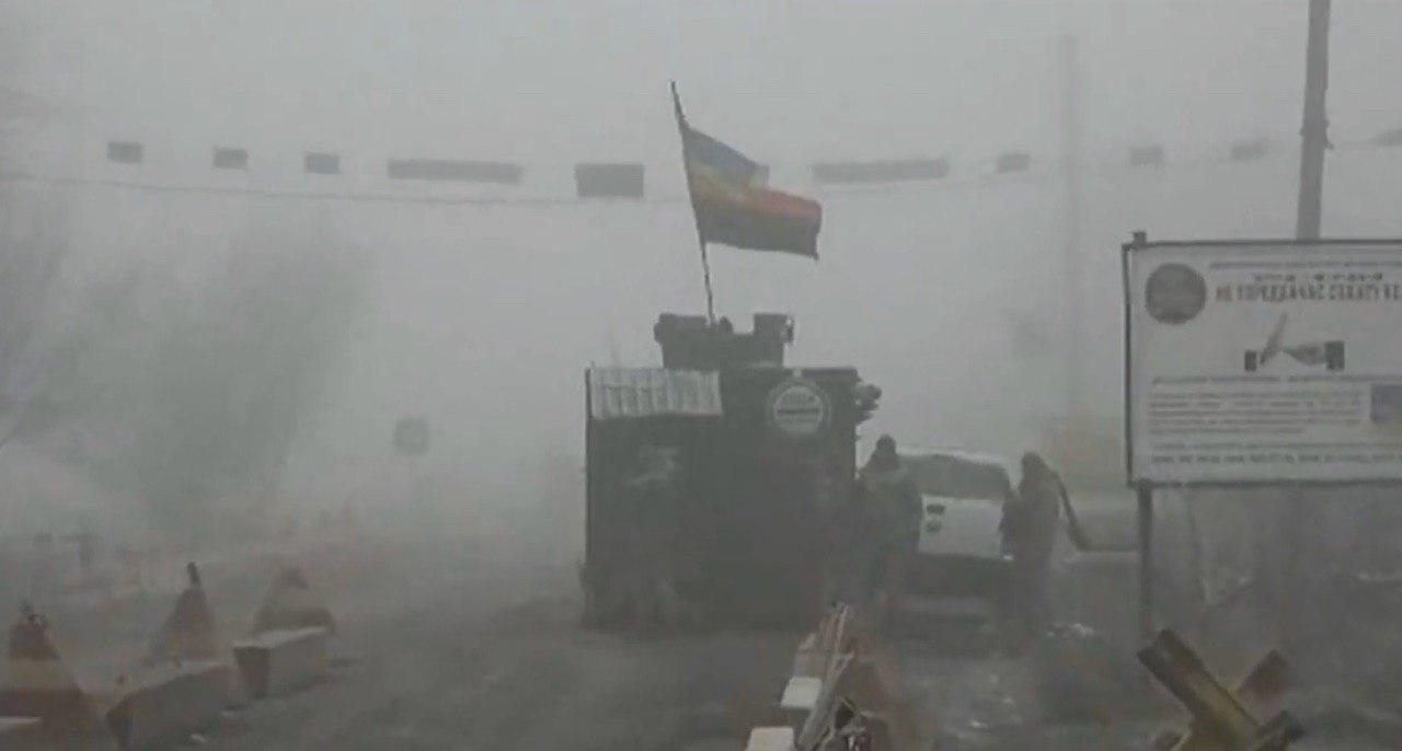 Начался обмен между ДНР, ЛНР и Украиной