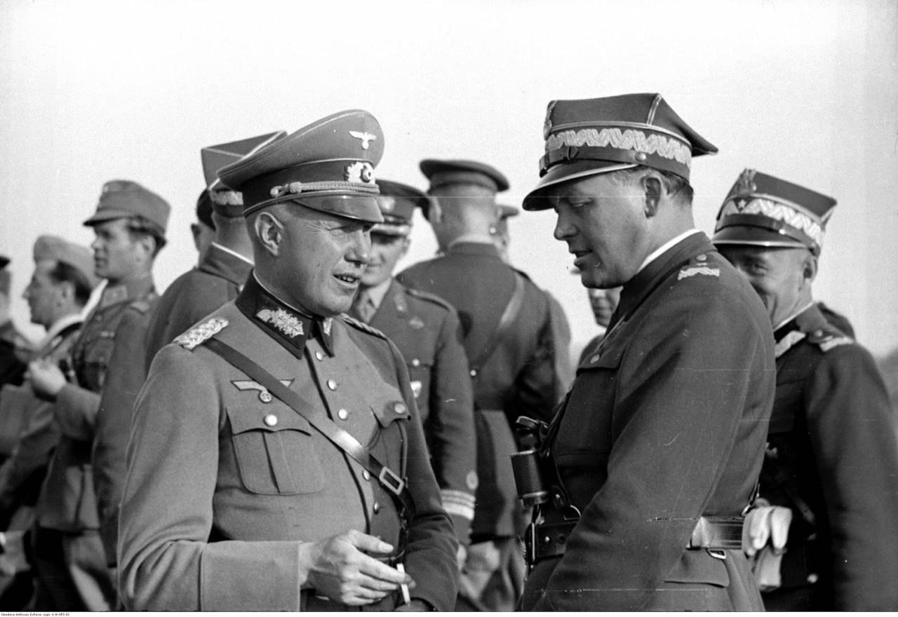 Вклад Польши в противостояние с гитлеровской Германией