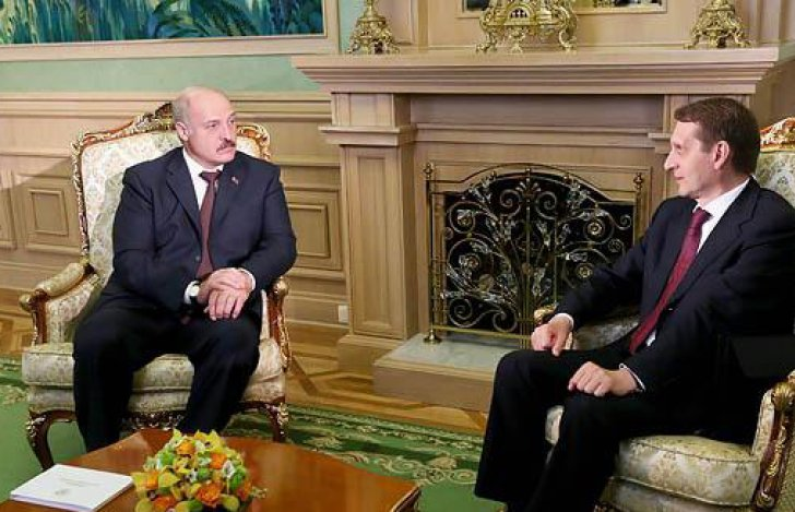 Глава службы внешней разведки России снял главу Совбеза Беларуси?