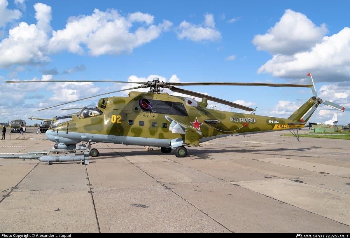 Азербайджан признал вину за сбитый российский вертолёт