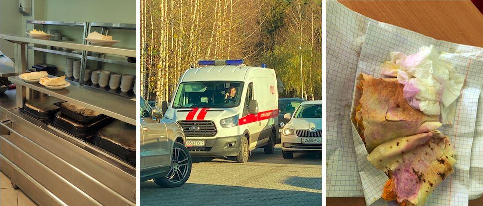Новости поводу массового отравления детей в Минске