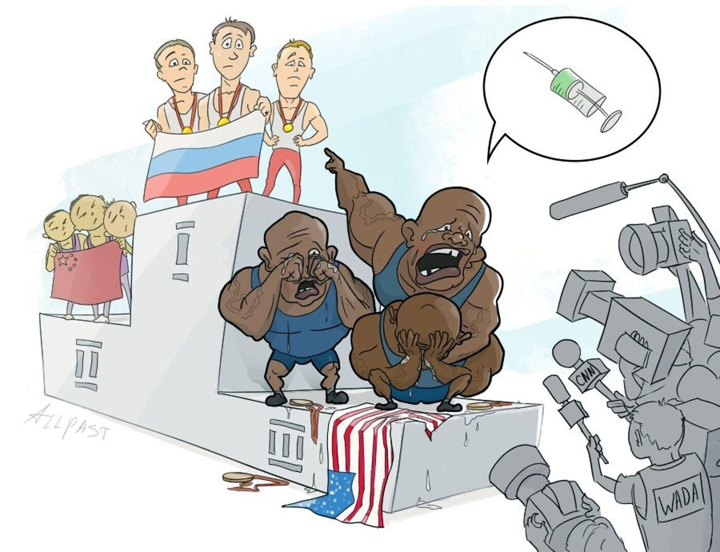 Пловцы из США и Британии уверены, что россиянин Рылов выиграл нечестно