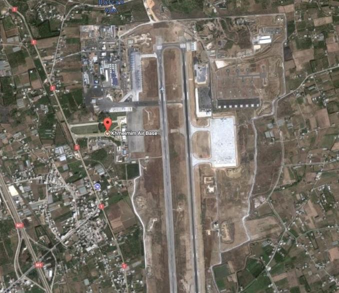 К сожалению в Сирии у ВКС потери: разбился Су-24 ВКС РФ, экипаж погиб