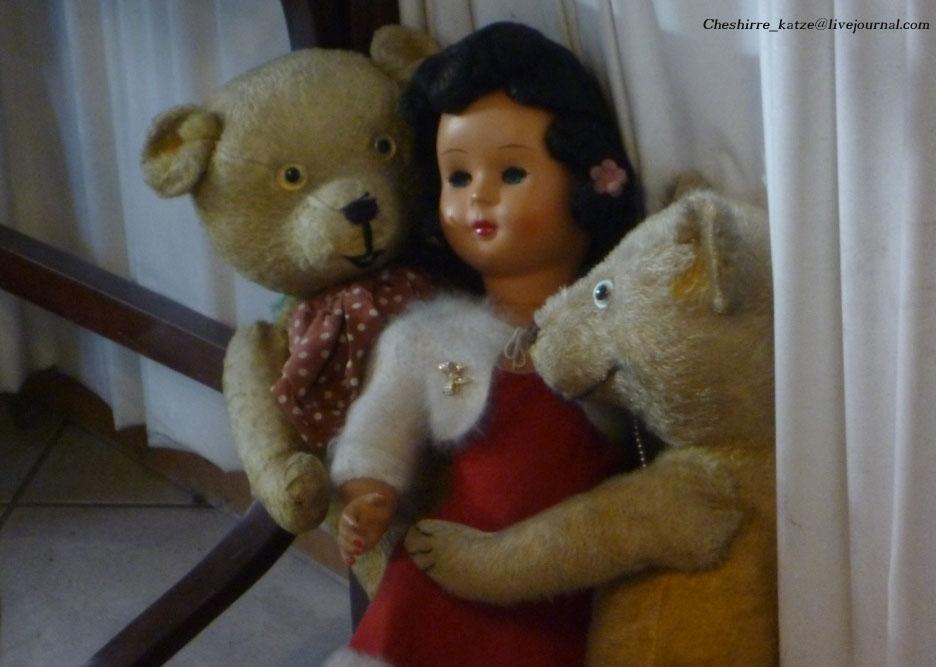 11 - Trio mit Puppe