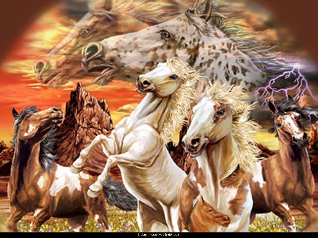 иллюзия картинка коней подтолкнуло президента турции