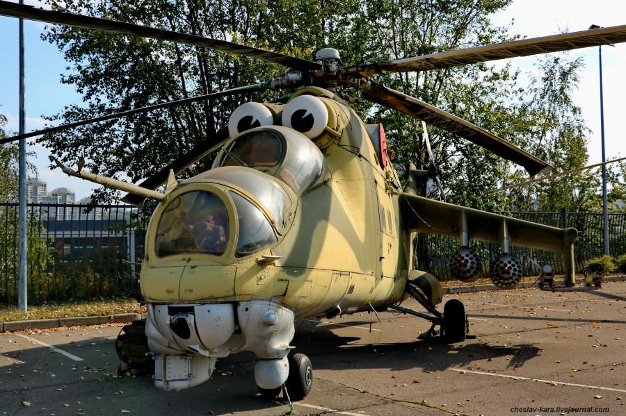 Ми-24Д (Поклонная гора, 2019) _30.JPG