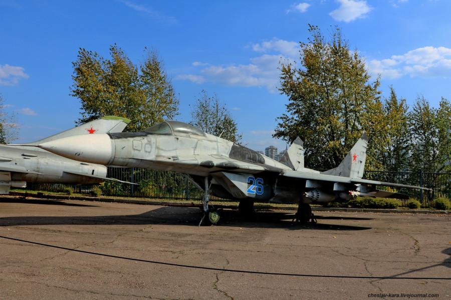 МиГ-29 (Поклонная гора, 2019) _10.JPG