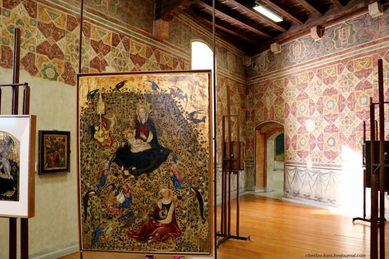 40 94 Верона, музей в замке _250.JPG