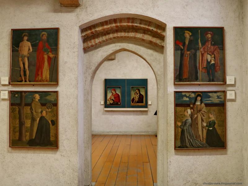 44 94 Верона, музей в замке _360.JPG