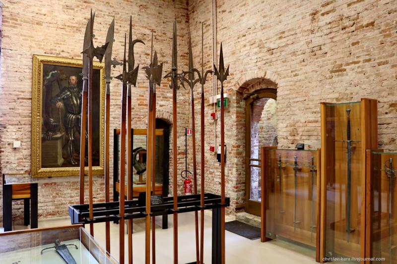 48 94 Верона, музей в замке _430.JPG
