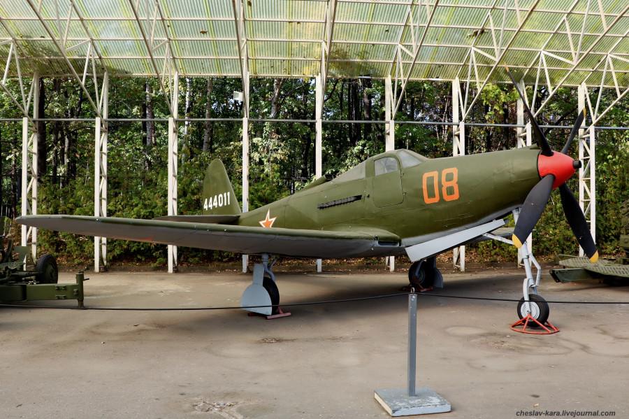 26 P-63 Kingcobra (Поклонная гора) _10.JPG