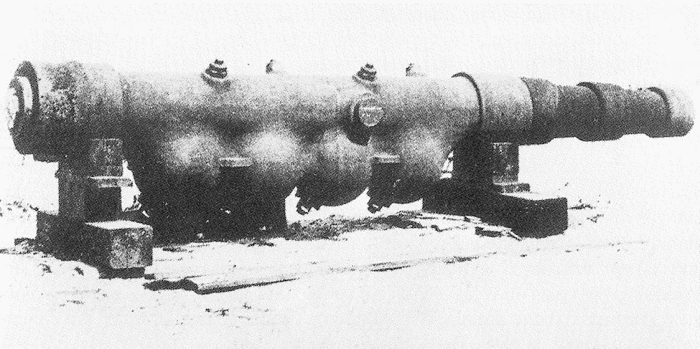 Многокаморные пушки Лаймана и Хаскелла