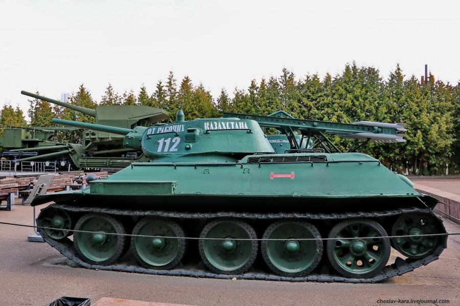 15 Т-34 _30 (Поклонная, 2019).JPG